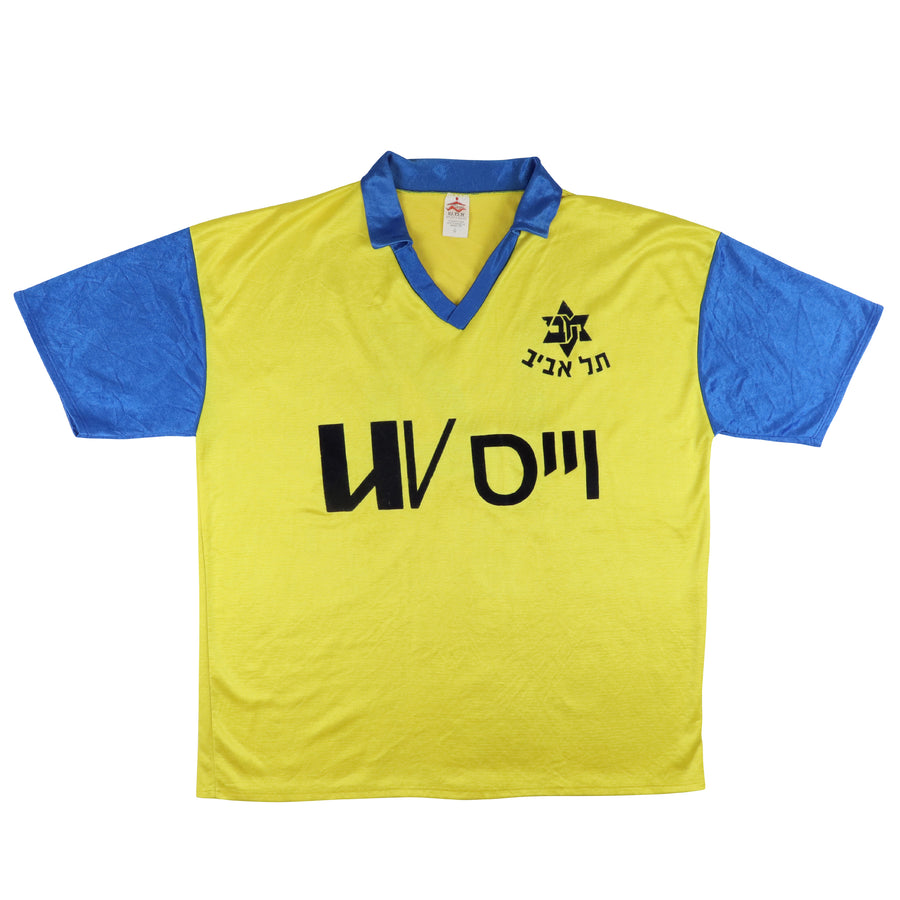 1990s Game Used Macabi Tel Aviv Rec League Friendly Jersey L