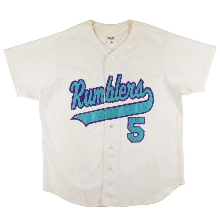 1995 Game Used River City Rumblers Appalachian League Jersey XL