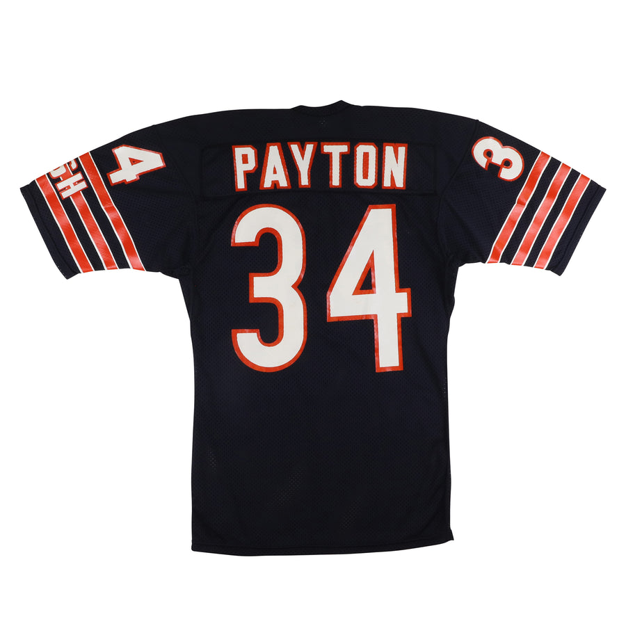 1985-1987 Wilson Team Issued Chicago Bears Walter Payton Pro Cut Jersey 42