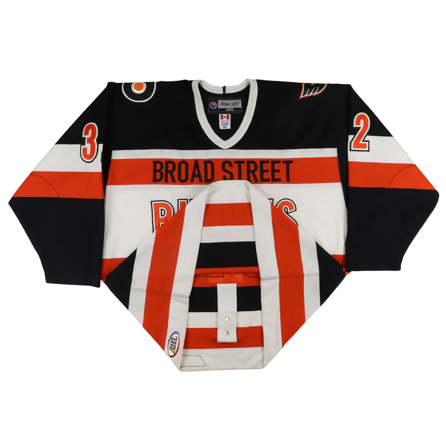 2009-2010 Team Issued Philadelphia Phantoms
