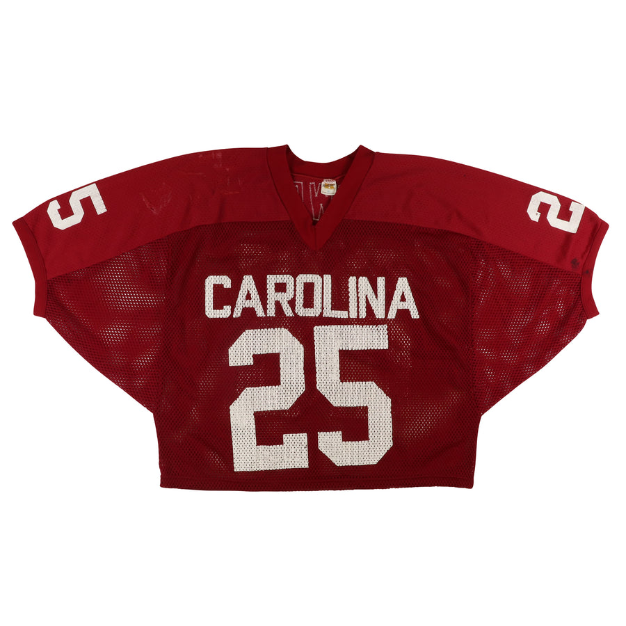 1981-1982 Game Used South Carolina Gamecocks Pat Bowen Jersey XL