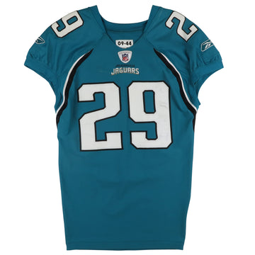 2009 Game Used Jacksonville Jaguars William Middleton Jersey 38