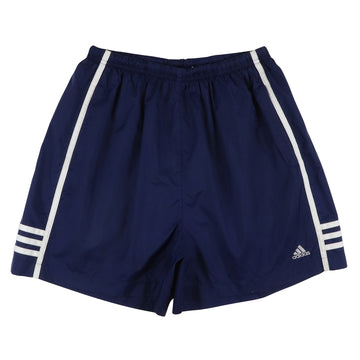 2000s Adidas Mountain Logo Nylon Shorts M