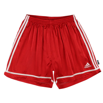 1990s Adidas Mountain Logo 'Three Stripes' Climalite Shorts M