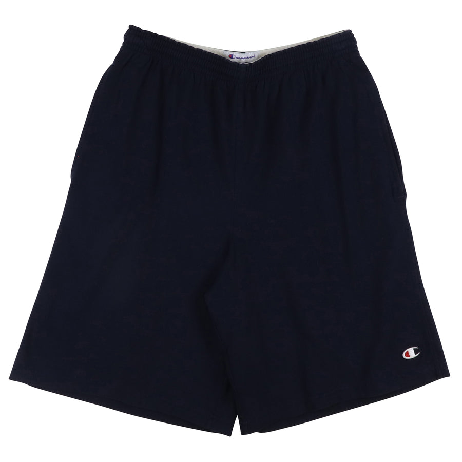 1990s Champion Embroidered C Shorts S