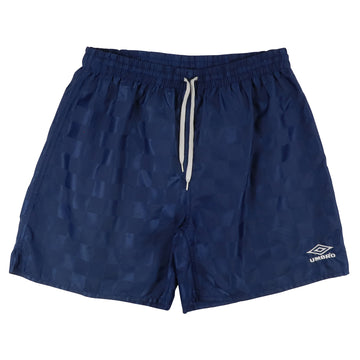 1990s Umbro Checkered Shorts M