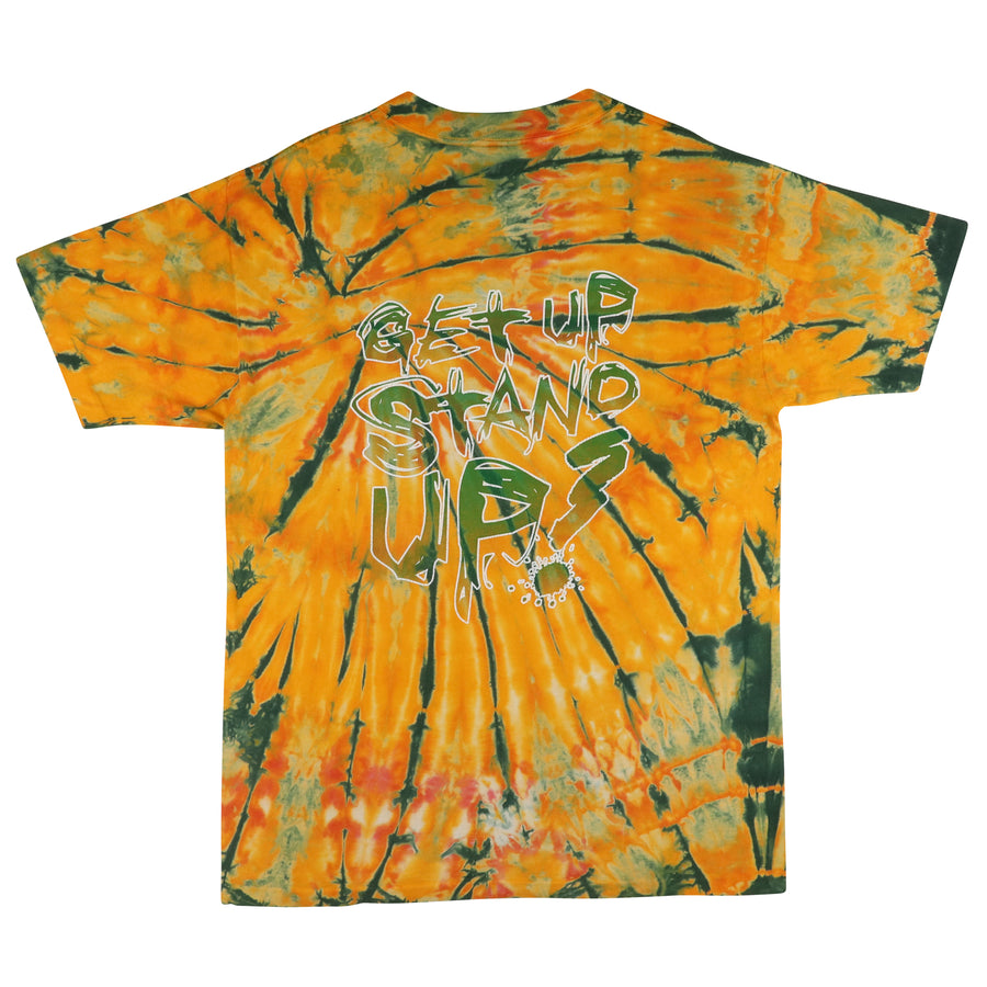 1996 2nd Annual Bob Marley Festival Concert To Fight Hunger Tie Dye T-Shirt L