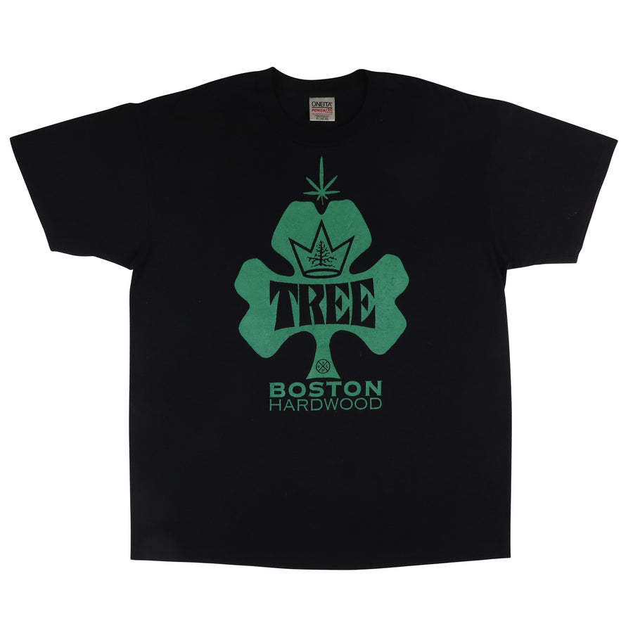 1994 Tree Boston Hardwood 'Plant A Tree Or Die' T-Shirt XL