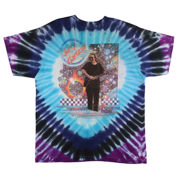1991 Grateful Dead Jerry Garcia Space Tie Dye T-Shirt XL