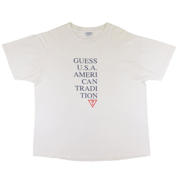 1995 Guess USA American Tradition T-Shirt L