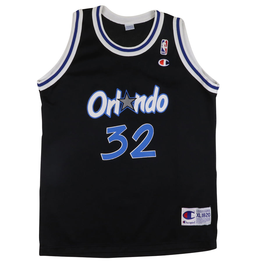 1990s Champion Orlando Magic Shaquille O'Neal Jersey XL Youth