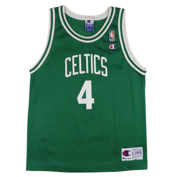 1990s Champion Boston Celtics Chauncey Billups Jersey L Youth