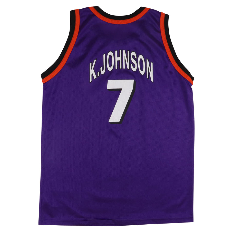 1990s Champion Phoenix Suns Kevin Johnson Jersey L Youth