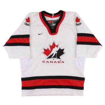 2000s Nike Team Canada Olympics Hockey Jersey 18 Months