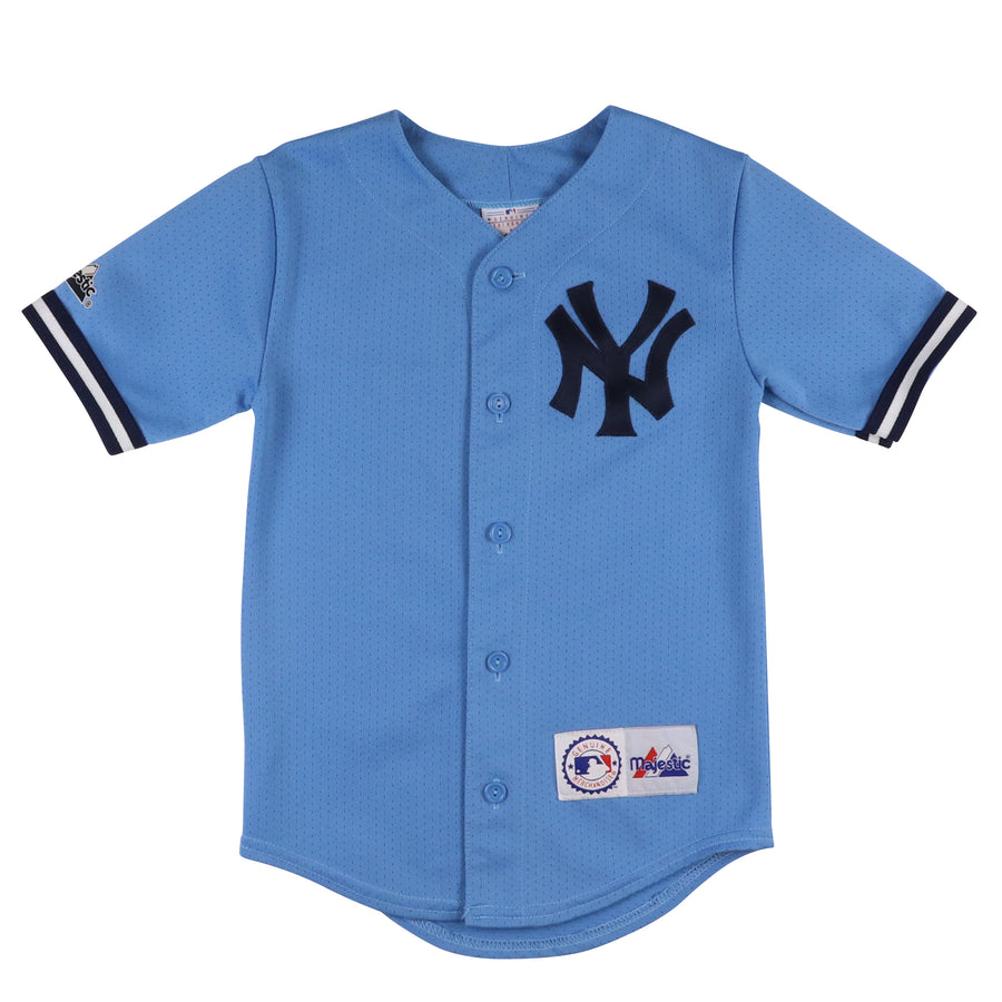 2000s Majestic New York Yankees Fashion Colour Jersey S Youth