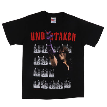 1994 The Undertaker WWF Rest In Peace T-Shirt M