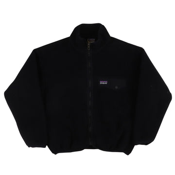 2000s Patagonia Snap-T Synchilla Fleece Full Zip Jacket S Youth