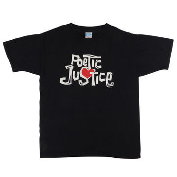 1993 Poetic Justice Promo Movie T-Shirt L