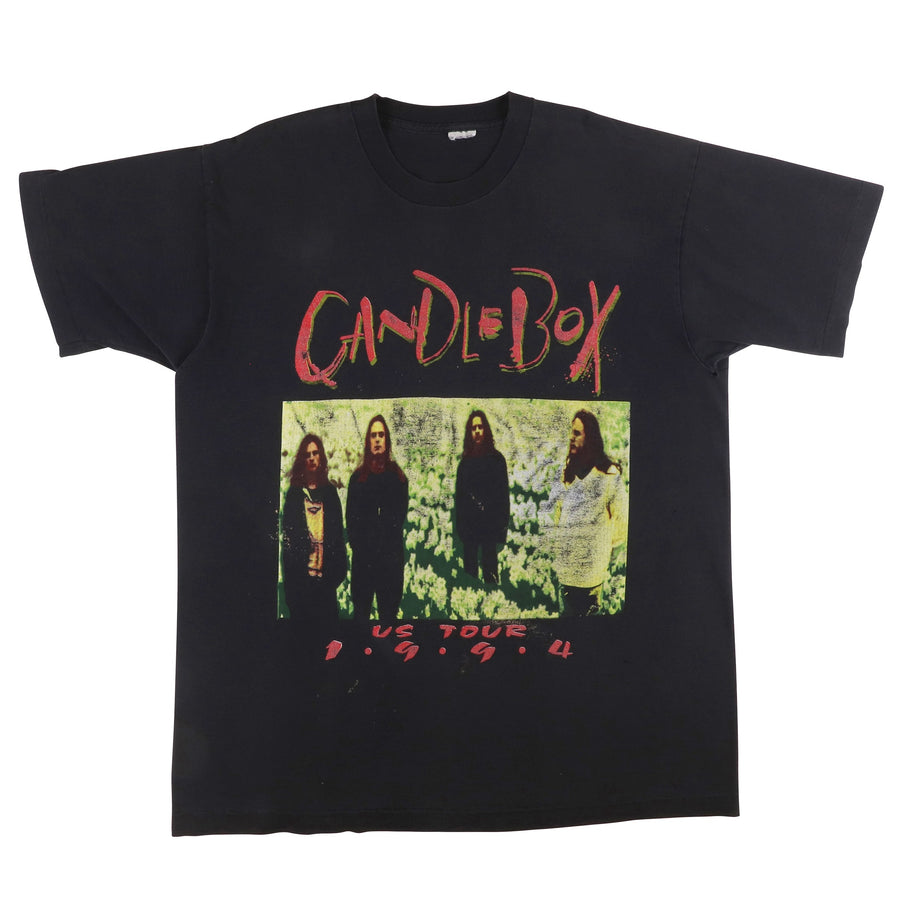 1994 Candlebox Alternative Rock US Tour T-Shirt XL