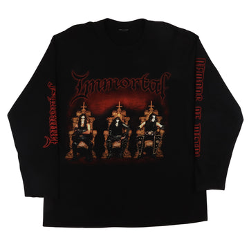 2000s Immortal Demons Of Metal Long Sleeve Shirt L