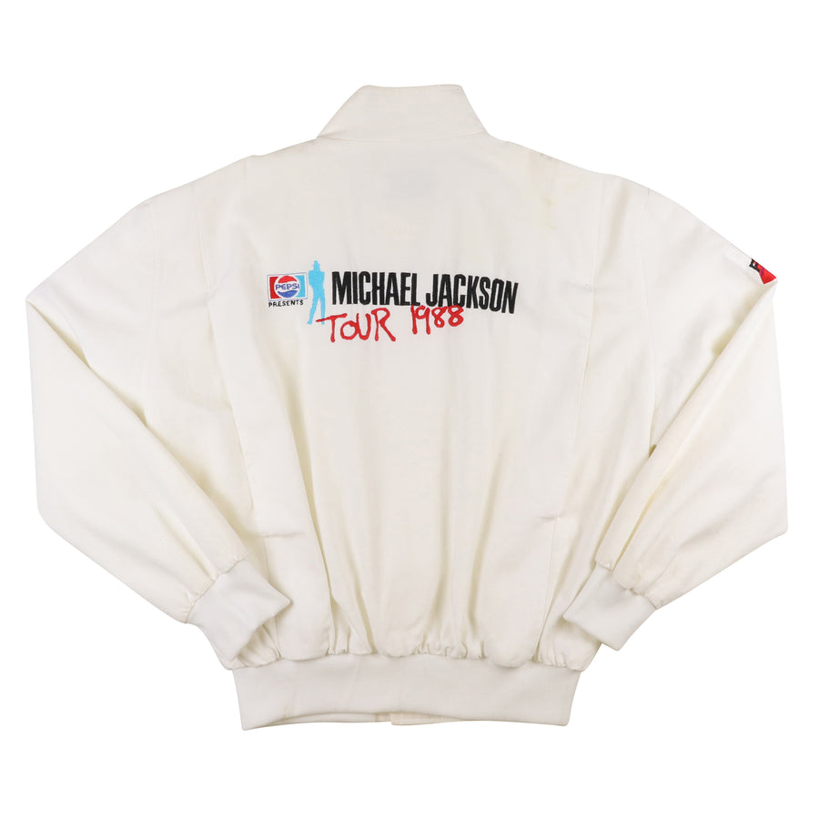 1988 Michael Jackson Pepsi Promo Band Tour Jacket M