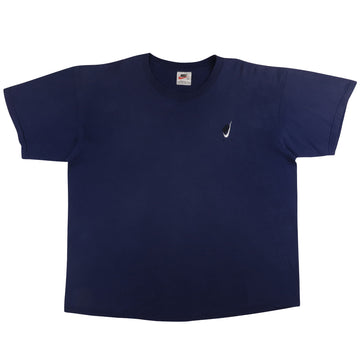 1990s Nike Embroidered Mini Air Swoosh T-Shirt XL