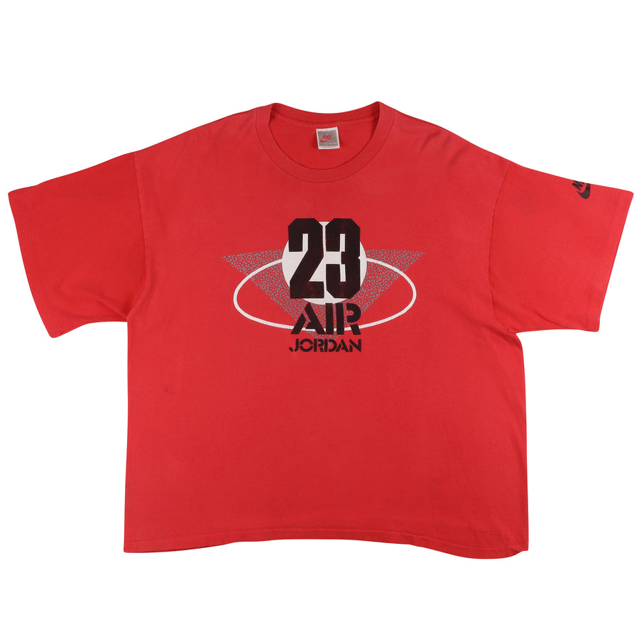 1990s Nike '23 Air Jordan' Print T-Shirt XL