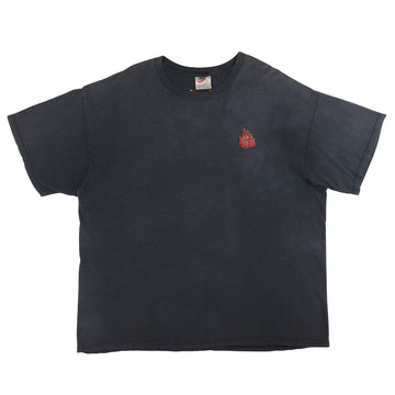 1990s Nike Banned Flame Air Logo Faded T-Shirt XL