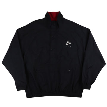 1990s Nike Air Embroidered Logo Track Jacket XL