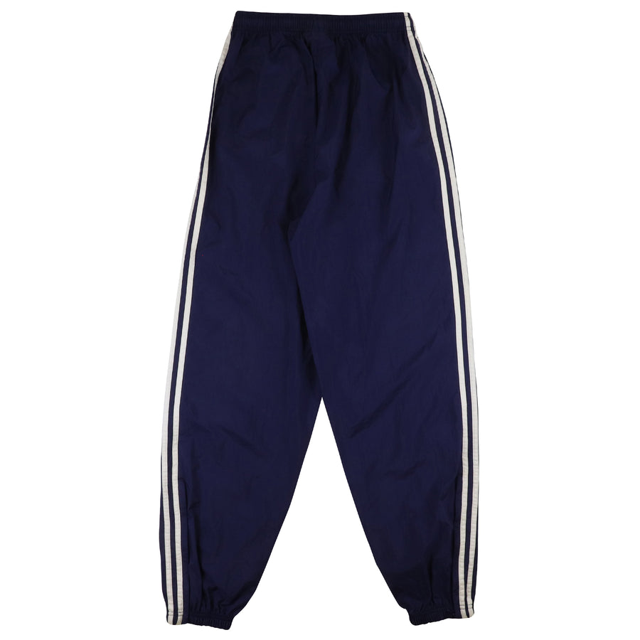 1990s Adidas Three Stripes Unlined Track Pants M