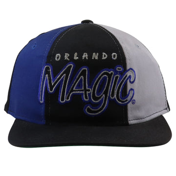 1990s Starter Orlando Magic Graffiti Pinwheel Snapback Hat