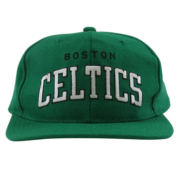 1990s Starter Boston Celtics Arc Logo Snapback Hat