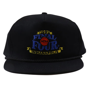 1991 NCAA Final Four Indianapolis Snapback Hat