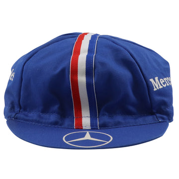 1980s Mercedes Benz Los Angeles Marathon Cycling Hat