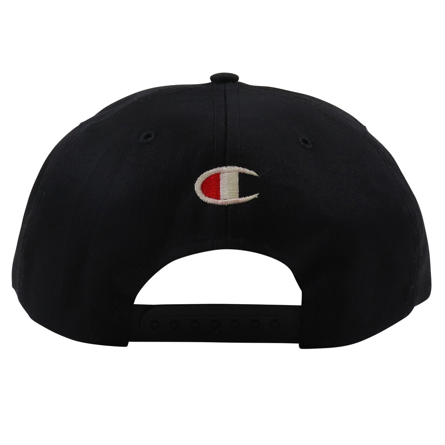 1990s Champion Spell Out Advertising Snapback Hat