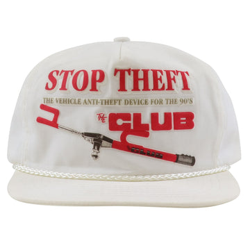 1990s The Club Stop Theft Car Break In Device Snapback Hat