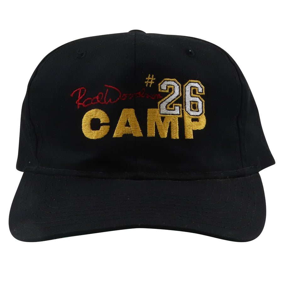1990s Starter Pittsburgh Steelers Rod Woodson Camp Snapback Hat