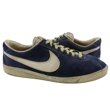 1977-79 Nike Bruin Block Tongue Logo Suede Shoes
