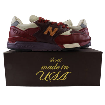 2008 New Balance Super Team 33 998 Luggage Pack Running Shoes 12