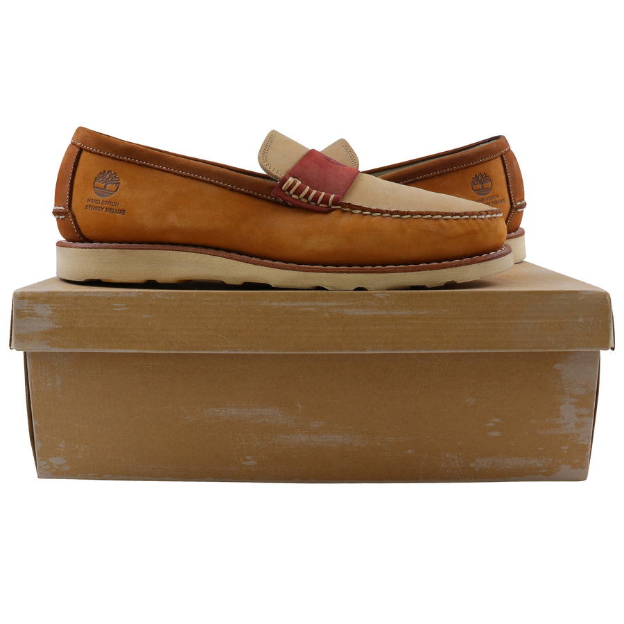 2013 Stussy x Timberland Vibram Wedge Loafers 12
