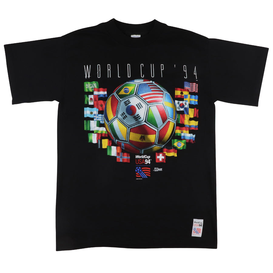1994 World Cup Soccer Ball T-Shirt M