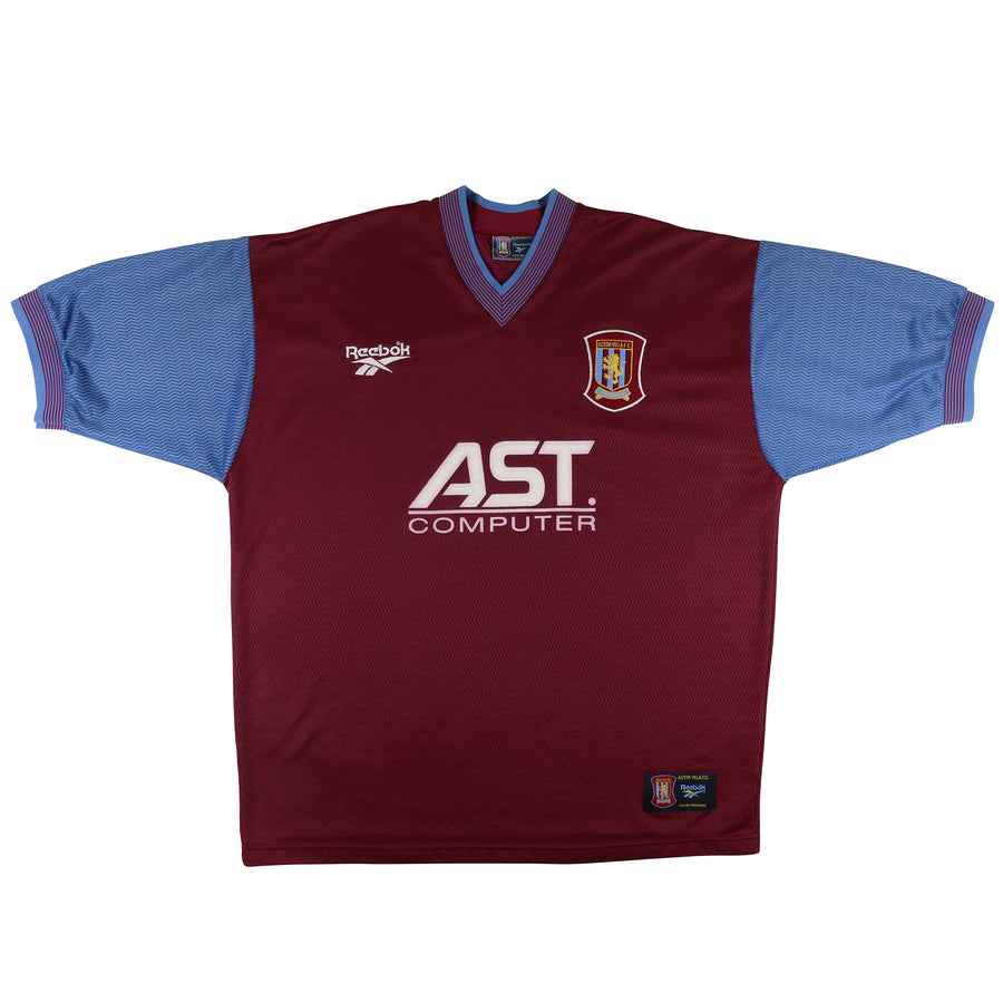 1998 Aston Villa English Premier Soccer Jersey 46/48