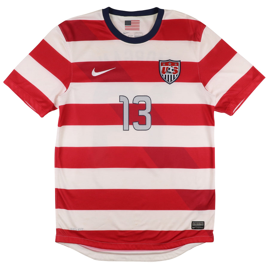 2012 United States Alex Morgan Women's Soccer Jersey S
