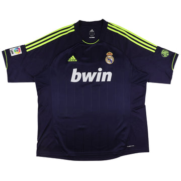 2012 Real Madrid Mesut Ozil Spain La Liga Jersey 2XL