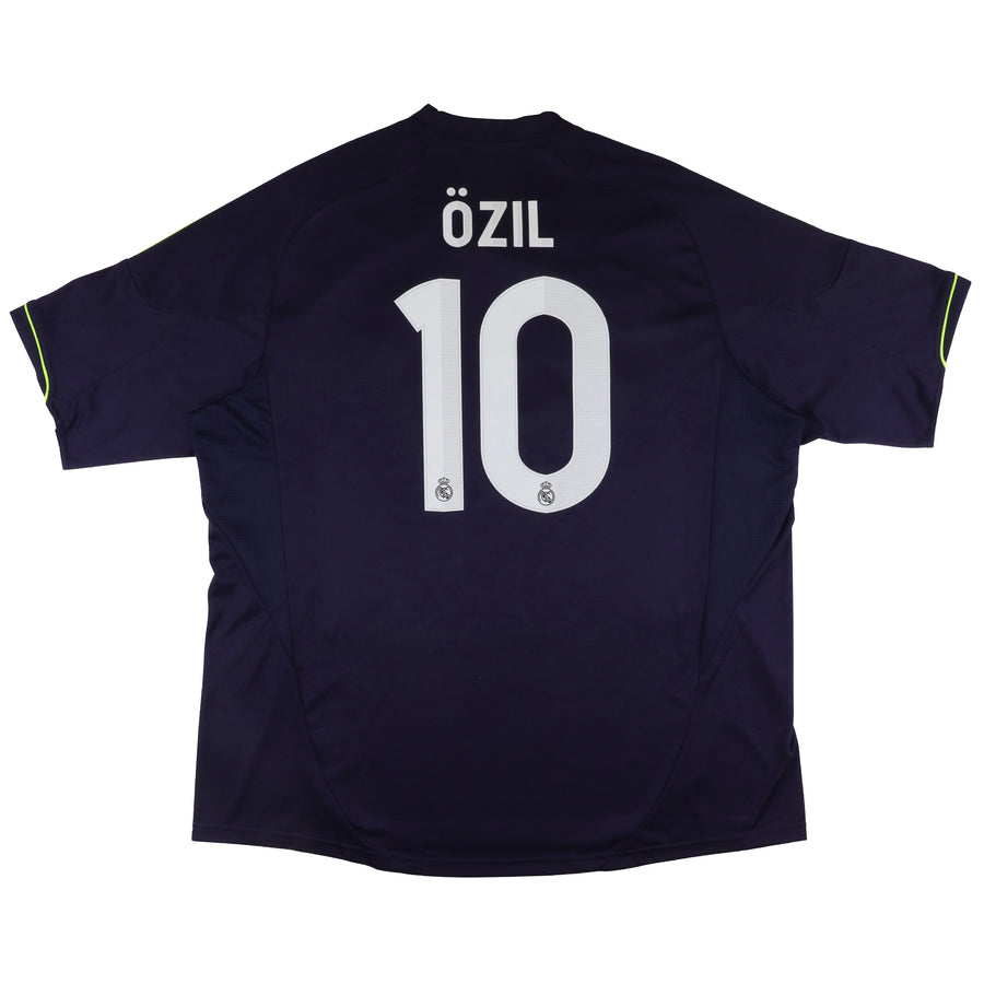 2012 Adidas Real Madrid Mesut Ozil Spain La Liga Jersey 2XL