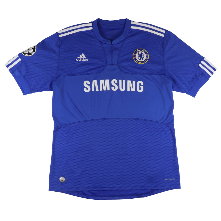 2012 Chelsea 'Blues' Branislav Ivanović English Premier League Jersey L