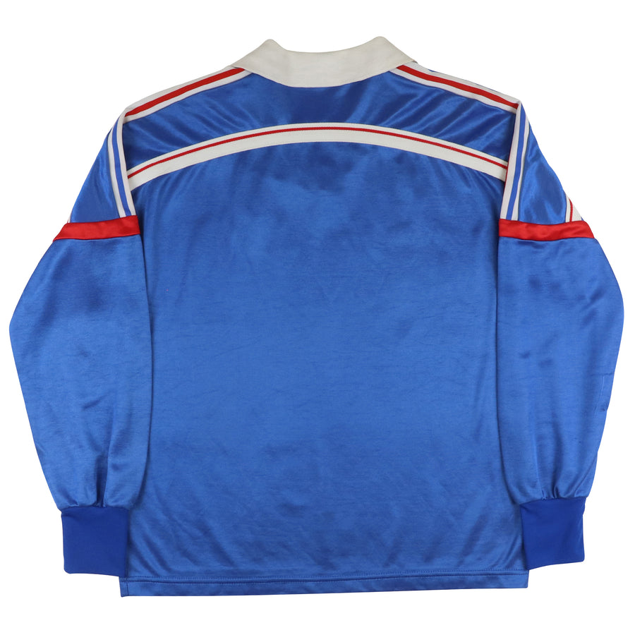 1986 France National Team UEFA World Cup Soccer Jersey S