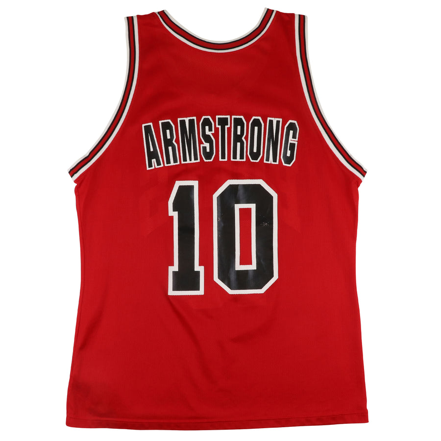 1990s Champion Chicago Bulls BJ Armstrong Jersey 44