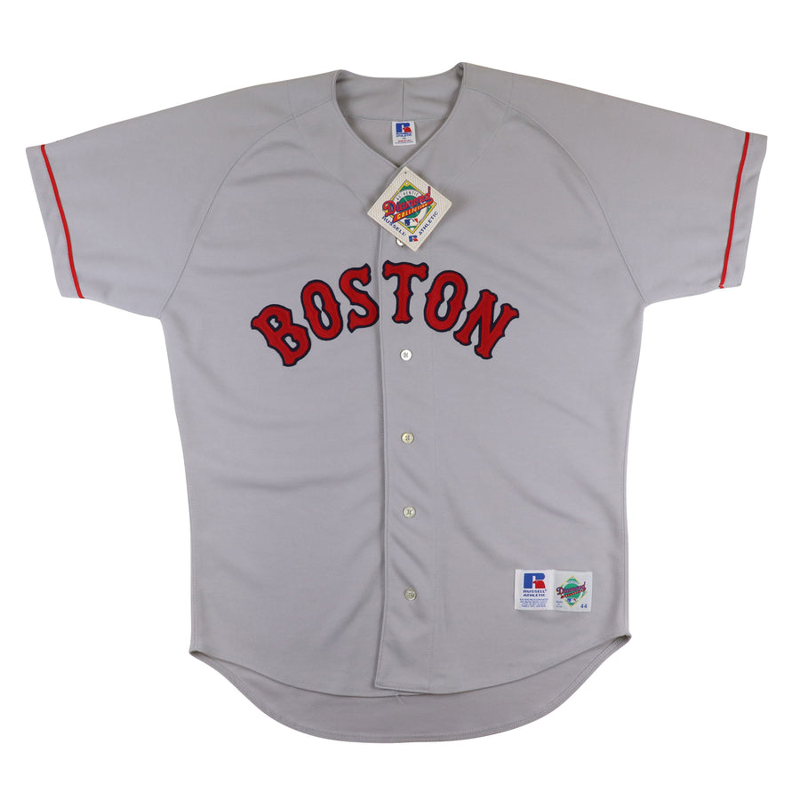 1990s Russell Authentic Boston Red Sox Jersey 44