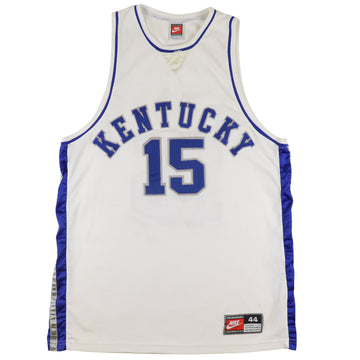 1995 Nike Authentic Kentucky Wildcats Jeff Sheppard Jersey 44